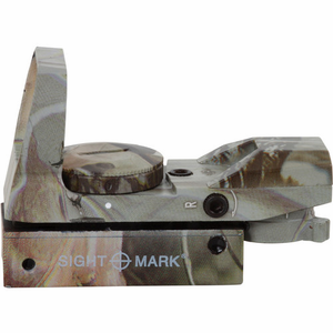 Sightmark Sure Shot Reflex Sight Camo Dove Tail (SM13003C-DT)