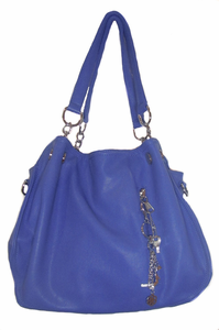 """Urban Moxy """"Sharon"""" Royal Blue Concealed Carry Purse"""