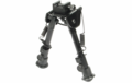 "UTG Tactical OP Bipod - SWAT/Combat Profile -  6.1""-7.9"" Height"