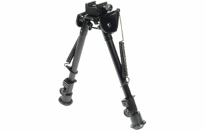 "UTG Tactical OP Bipod - Tactical/Sniper Profile - 8.3""-12.7"" Height"