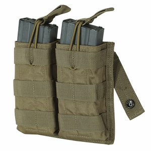 Voodoo Tactical M4/M16 Double Open Top Mag Pouch