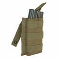 Voodoo Tactical M4/M16 Single Open Top Mag Pouch
