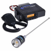 Base Camp Communications Kit with Mobile Radio by Rugged Radios