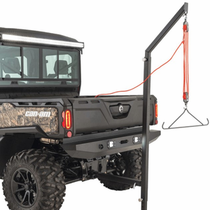 Battle Armor Designs UTV Receiver Hitch Deer Hoist
