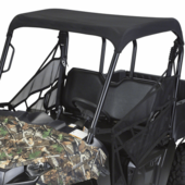 Black Soft Top by Classic Accessories - Yamaha Rhino