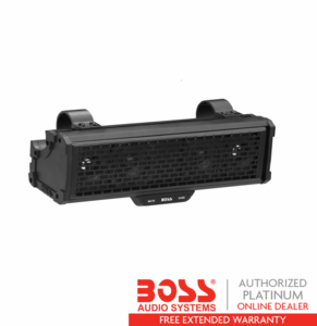 Boss 14 Inch Recoil Bluetooth 4 Speaker Audio System