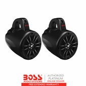Boss 4 Inch Power Pod Speakers |Sold in Pairs|