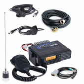 Car-To-Car Communications Kit with Mobile Radio by Rugged Radios