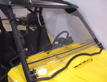 CoolFlo Full Front Windshield - Can Am Commander