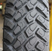 D.O.T. Approved EFX MotoHammer Radial Tire