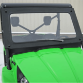 D.O.T. Approved Safety Glass Windshield by EMP - 2010-13 Kawasaki Teryx 750