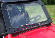 D.O.T. Approved Safety Glass Windshield w| Wiper by EMP - Polaris RZR 570 | 800 |  S 800 | XP 900