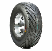 D.O.T. Approved Street Force Afterburn Tire by GBC