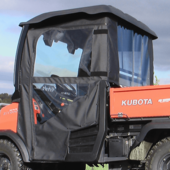 Doors and Rear Window by Over Armour Offroad - Kubota RTV 400 | 900