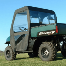 doors and cages for 2005 08 polaris ranger 500 700. Black Bedroom Furniture Sets. Home Design Ideas