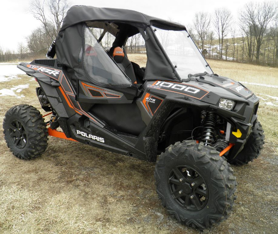 polaris rzr xp 1000 doors rear window. Black Bedroom Furniture Sets. Home Design Ideas