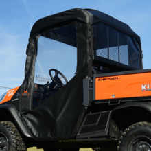 Doors, Rear Window and Top |No Windshield| by Over Armour Offroad - Kubota RTV X900 | X1120