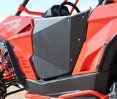 Removable Dragonfire HiBoy Doors - Can Am Commander | Maverick