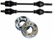 <strong>Drivetrain | Steering | Wheel Spacers</strong>