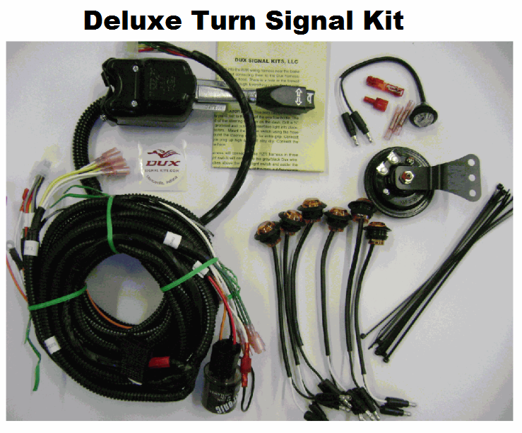 dux turn signal kit w horn polaris general 9 dux turn signal kit with horn for the polaris general  at mifinder.co