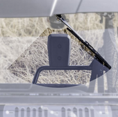 Electric UTV Wiper System by Octane Ridge - For Hard-Coated Windshields
