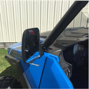 EMP Folding Mirrors |Sold in Pairs| - Polaris General 1000
