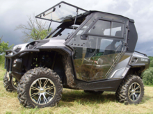 Full Hard Cab Enclosure by DFK - 2014-17 Can Am Commander