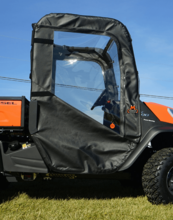 Full Soft Doors by Over Armour Offroad - Kubota RTV X900 | X1120