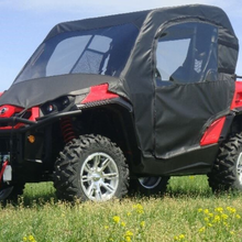 GCL Full Soft Cab Enclosure - Can Am Commander | Maverick