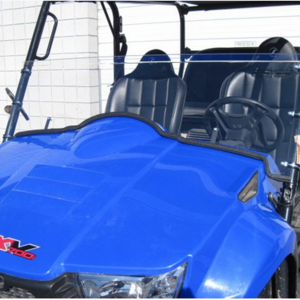 Half Lexan Windshield by DaBomb Windshields - Kymco UXV 500 | 700