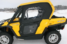 Hard Cab Enclosure with Soft Hinged Doors - 2011-16 Can Am Commander
