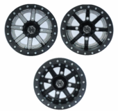 HiPer Sidewinder Beadlock Wheels  - 12 and 14 inch