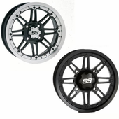 ITP SS216 Wheel Set w| Lug Nuts - 12 and 14 Inch