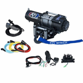 KFI 3000 lb. Winch w| Optional Mount