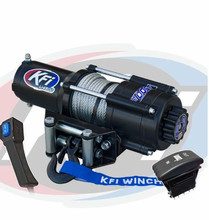 KFI 4500 lb. Winch w| Optional Mount