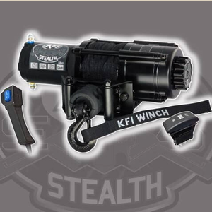 KFI Stealth Winch - 4500 lb.