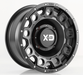 KMC XD XS129 Holeshot Wheel Set w| Lug Nuts - 14 and 15 Inch