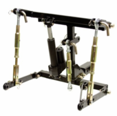 Kolpin Dirtworks Implements 3 Point Hitch System