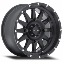 Method 402 Matte Black Standard Wheel Set - 12 and 14 Inch