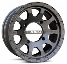 MSA R-Forged F2 Wheel Set w| Lug Nuts - 14x7