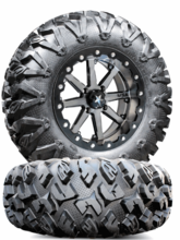 <strong>Premounted Wheel and Tire Kits</strong>