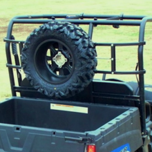 Power-Ride UTV Spare Tire Carrier by Great Day Inc.