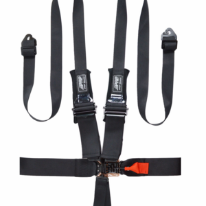 PRP 3 Inch, SFI Approved 6 Point Seat Harness