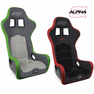 PRP Custom Alpha Composite FRONT Seats w| Seat Mounts |Sold in Pairs| - Polaris RZR