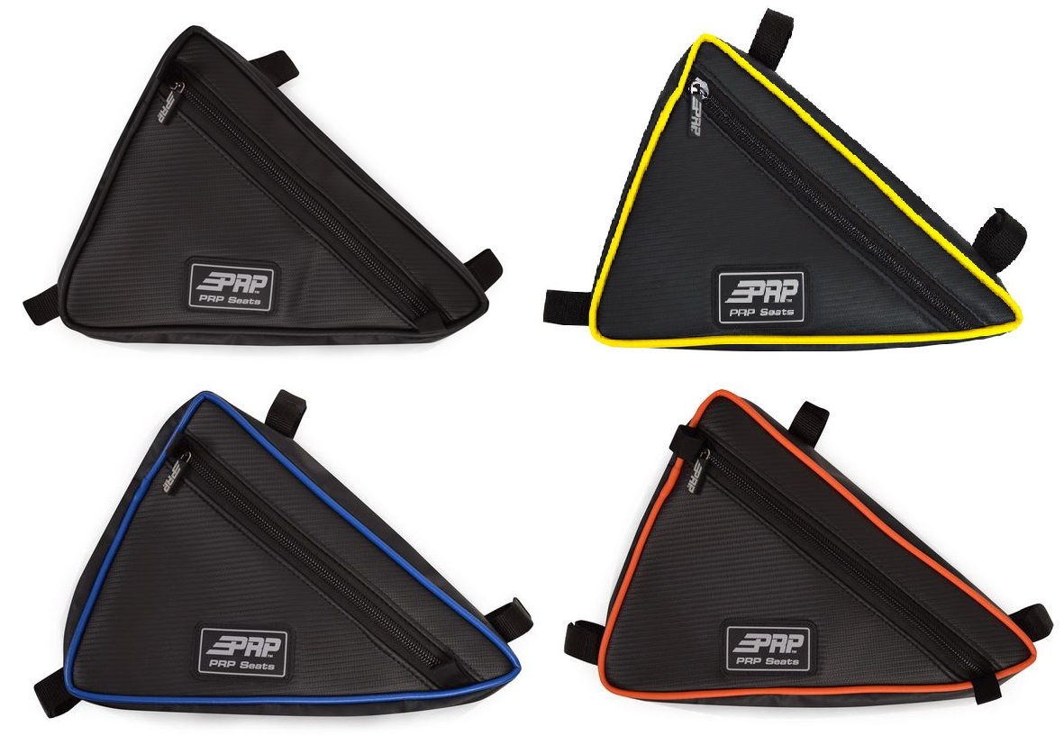 PRP Triangle Storage Bags |Sold In Pairs|   Yamaha YXZ 1000 R