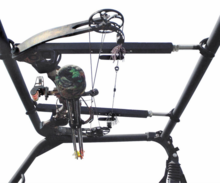 Quick Draw Overhead Bow Rack by Great Day Inc.