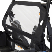 Rear Windshield by Classic Accessories - Polaris RZR 570 | 800 | S 800 | XP 900