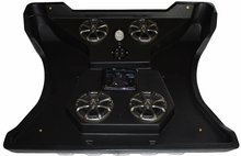 Roof w| Stereo by Froghead Industries - Polaris RZR 570 | S 570 | 800 | S 800 | XP 900