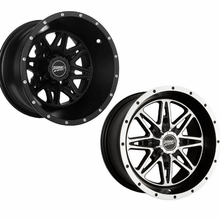 Sedona Badlands Wheel Set w| Lug Nuts - 12 and 14 Inch