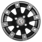 Sedona Raceline Scorpion Wheel Set w| Lug Nuts - 12 and 14 Inch